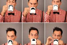 Movember / by Andrea Linhart