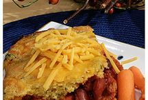 Make Ahead Meals / Casseroles and dishes to prepare ahead of time / by MU Family Nutrition Education Programs