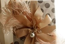 Gift Wrapping / by Judy Van Kleef