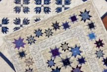 Swapping Stars / #quiltcastminiswap / by Emmalina Louise