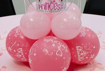 bday party / by Pam Mcfall