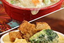 Food to Make - Soups / by Brandon Holladay