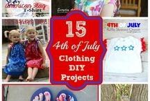 4th of July / by Barb Camp -Second Chance to Dream