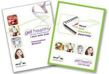 healthy body / by Gail Pollard: Social Work Services