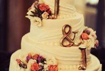 Wedding!- cakes / by Kenzie Cullen