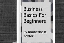 Business Tips / by Kimberlie Kohler Designs