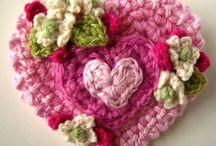 CROCHET HEARTS / by Margaret Feland
