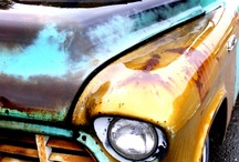 Cars & motor cycles / by Shawn Bethel