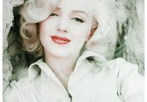 Marilyn pictures for the girls / by Veronica Nevarez-Ulloa