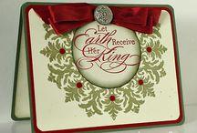 Creative Christmas Cards / by Robyn Nunn
