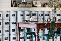Shops, Cafes, Restaurants / by Pomme Hoontrakul