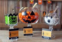 Holiday {Halloween Craft, Decor and Treat Ideas} / Halloween craft, party, food and home décor ideas / by Kim {The Celebration Shoppe}
