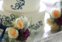 Weddings we've done / Here are photos from Gluten-free Wedding cakes/cupcakes/desserts that we've made / by Kyra's Bake Shop