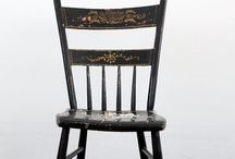 dining room chairs / by Kerith Schaefer
