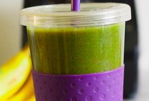 smoothies / by Amy Gouchee Gradoville