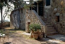 Rustic Tuscan home / by Susan Thompson