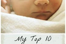 Baby info / by Tricia Mitchell