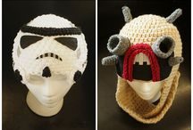 Knitted hats / by Teresa Mullins Fiscus