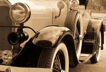 Vintage cars / Vintage cars around the world / by Tushar Narkar