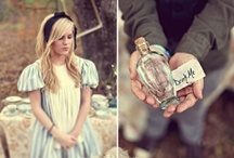 Disney theme shoot ideas / by Melanie Mcdougall