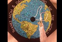 Graduation caps / by Jackie Glover