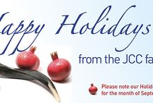 Holidays  / by JCC Baltimore