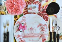 tablescapes / by Sammie Clark