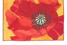 Quilts - Poppy themed / by Karen Thompson