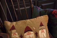 Prim/Rustic Christmas / by Donni Benson