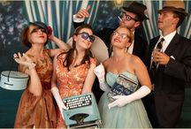 mad men party ideas / by Kasey Buick
