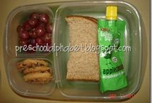 Food - Lunch for Kids / by Khristie Richards Banks