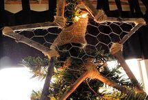 Rustic Christmas Tree / by Da'Lacey Garfield