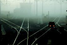 Ride a train / by Nancy Hunt