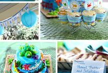 Birthdays: Under The Sea Party / by T R