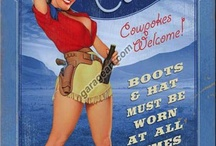 Vintage Cowgirl Room / by Jennifer Campbell