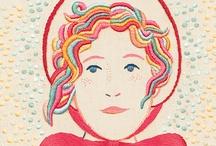 Book Love / by Easie Peasie Co.