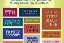 Be A Family * / by Jeannie Wallace