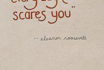 Wise Words / by Shannon Elliott