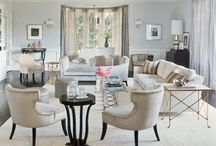 Living Rooms / by Maria Elena; Holguin Interiors, LLC