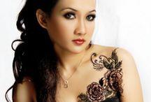 Tattoo Ideas / by Elena Gonzales Barragan