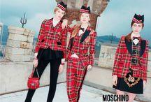 Moschino Ad Campaign F/W 13 / by Moschino