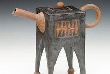 Tea Pots, Pitchers and Sake... oh my / by Tzufu Epstein