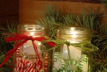 Holiday decorations / by Joelle Hallajian