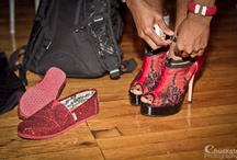 My Shoe Game / Also chronicled on MustLuvvShoes.com, my shoe blog. / by Luvvie A