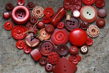 Art - Button Art..Button, Button / whose got the buttons.....Design with Buttons / by Rinnie Hunt Henry