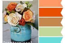 Color Pallets / by Monica Schotanus