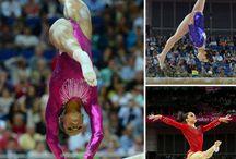 Gymnastics / Gabby Douglas Fan!!! / by Ebony McSwain