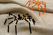 Halloween / Halloween ideas for food, crafts, and decor. / by Josie Keller