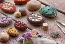 Fiber Arts:  Crochet / by Brenda Harwood