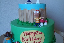 Boys Birthday Party / Planning a Boys Party. / by Jen Kendall